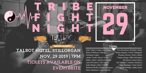 Tribe Fight Night
