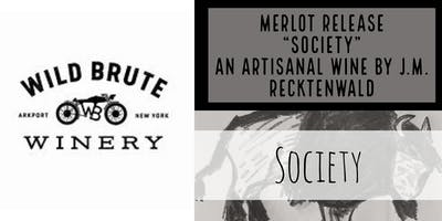 "New Wine Release ""Society"" Merlot"