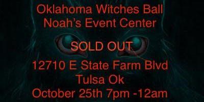 Oklahoma Witches Ball 2019