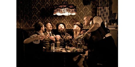 Cocktail Party: Speakeasy Murder Mystery (2019-11-30 starts at 7:00 PM) tickets