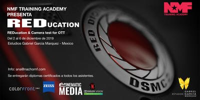 REDucation & CAMARA test for OTT
