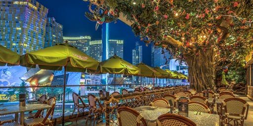 5th Annual Wild New Year's Eve Party - Rainforest Cafe Las Vegas