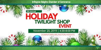 Holiday Twilight Shop 2019