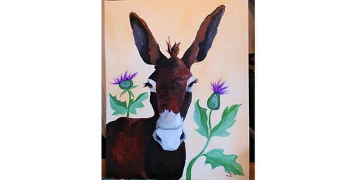 Thistle - Fundraiser for the Ladies Homestead Gathering