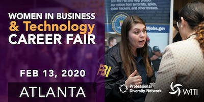 Women in Business & Technology Career Fair