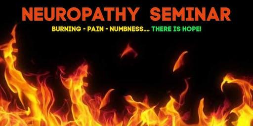 Neuropathy Reversal Seminar: A Holistic Approach