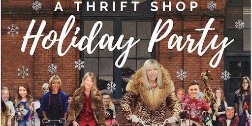 A Thrift Shop Holiday Party