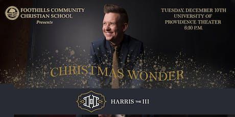 Harris III - Master Illusionist & Storyteller tickets