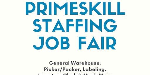 Job Fair | Primeskill Staffing