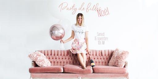 Party de filles: Look des Fêtes 101