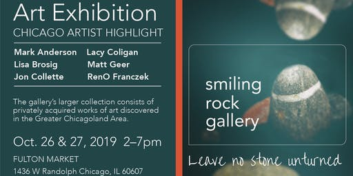 The Smiling Rock Gallery - Art Exhibition
