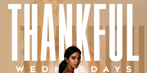 Thankful Wednesday's