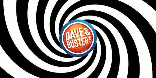 The Jeff Thomas Hypnosis Show at Dave & Buster's Va Beach