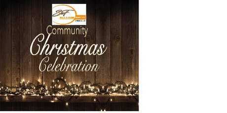 S & F Athletes and Georgia Farrow Rec. Christmas Community Celebration tickets