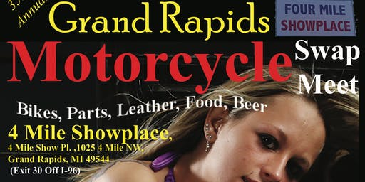 38th Annual Motorcycle Swap Meet Grand Rapids MI