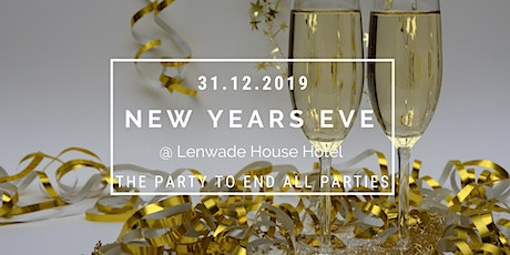 New Years Eve Gala Dinner tickets