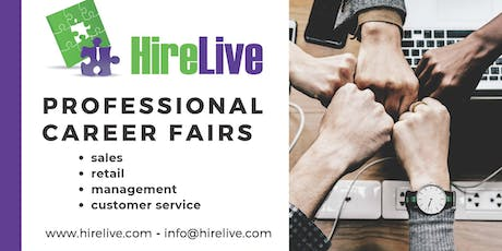 Sacramento Job Fair tickets