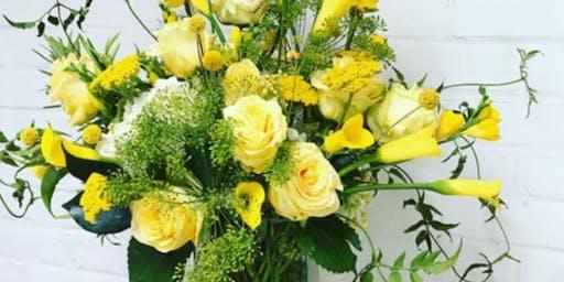 Flower Design Workshop series