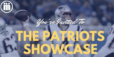 New England Patriots Foundation Showcase