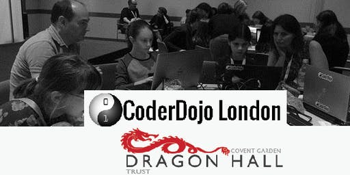 CoderDojo - Dragon Hall - Nov 2019