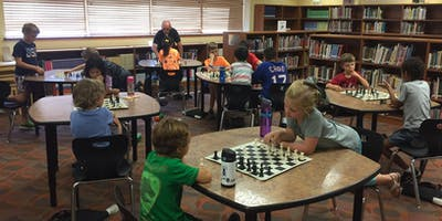 Covenant Life School--WINTER 2020 Chess Class (K-8th)