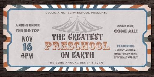 Sequoia Nursery School 73rd Annual Fundraising Gala