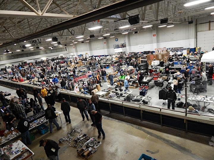 38th Annual Motorcycle Swap Meet Grand Rapids MI image