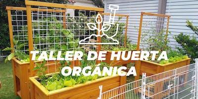 TALLER DE HUERTA ORGÁNICA