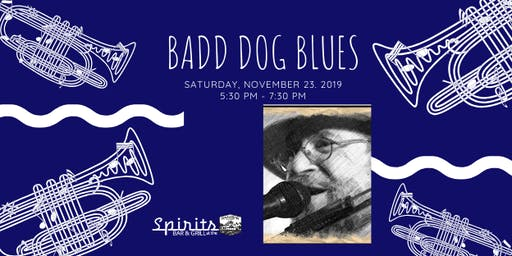 Badd Dog Blues