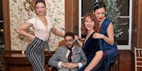 New Year's Eve Swing Dance Party! tickets