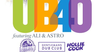 UB40 Featuring Ali and Astro Plus Special Guests