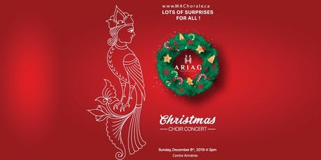 ARIAG Choir - Christmas Concert tickets