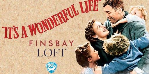 Finsbay Loft Christmas Cinema night's - It's a wonderful life.