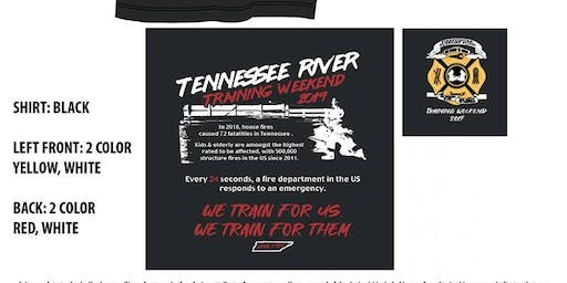 Tn River Training Weekend Event Shirts