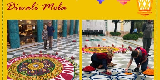 Diwali Mela Event at The Imperial Hotel - October 25 (1530 - 2030 hours)