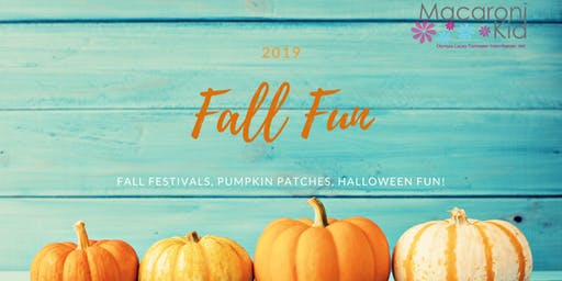 2019 Fall Guide for Thurston County