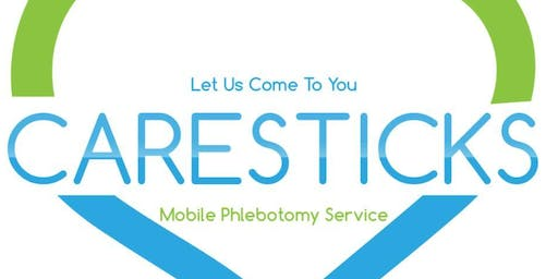 Phlebotomy Talk and Sip