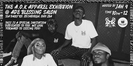 AOK Apparel Exhibition