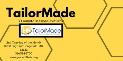 TailorMade Tuesdays (HR Assistance)