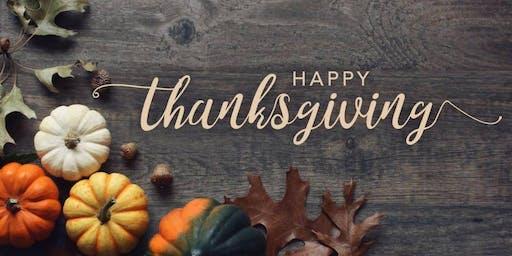 Frances Rosado Team Thanksgiving Client Appreciation