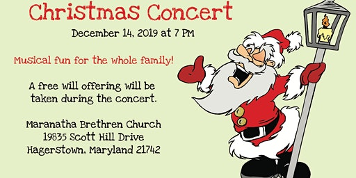 Mason-Dixon Christmas Concert