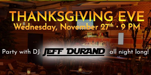 Thanksgiving Eve at The Rooftop