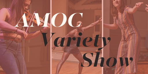 AMOC Variety Show