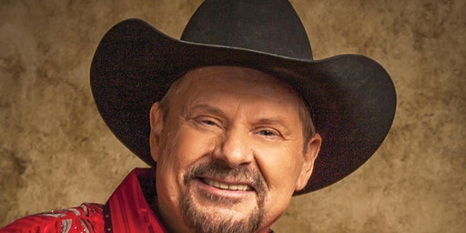 Moe Bandy - Classic Country Legend - Live at the Cactus!