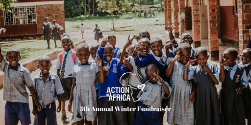 Action in Africa's 5th Annual Winter Fundraiser