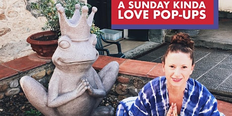A Sunday Kinda Love Pop-Up Yoga - All Levels tickets