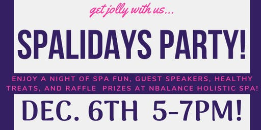 SPALIDAYS PARTY!