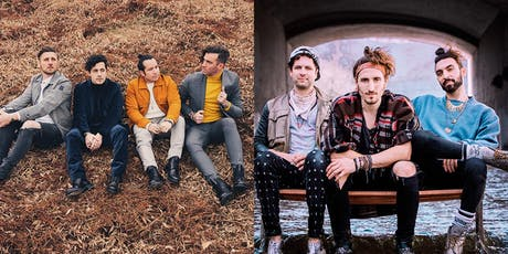 AMERICAN AUTHORS and MAGIC GIANT tickets