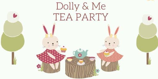 Dollie and Me Tea Party