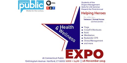 3rd annual Helping Heroes Health and Wellness Expo
